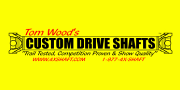 Tom Wood's Custom Drive Shafts
